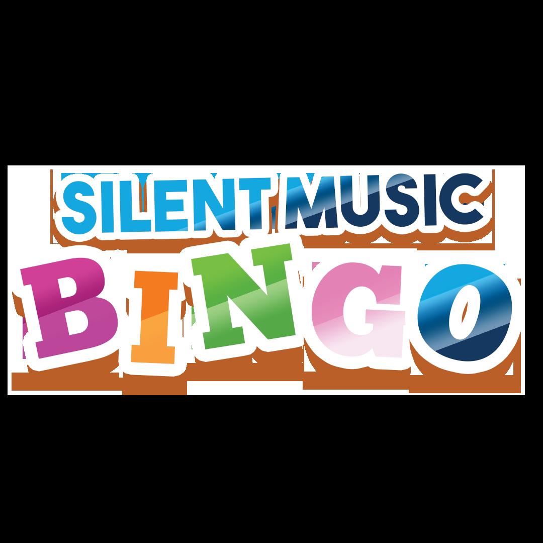 Silent Music Bingo